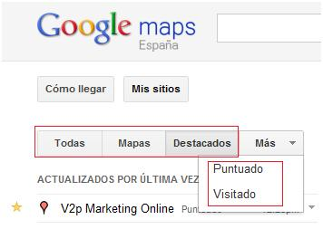seo local 2 SEO Local y Google Local:posicionamiento local en buscadores y en Google Places