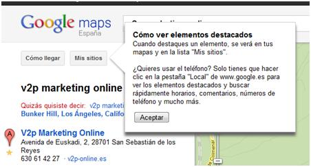 seo local 3 SEO Local y Google Local:posicionamiento local en buscadores y en Google Places